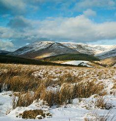 Brecon Beacons National Park - South Wales