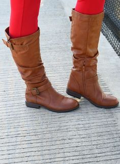 I want riding boots but I highly doubt they will fit my legs