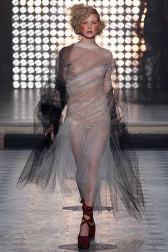 Vivienne Westwood | Paris AW14