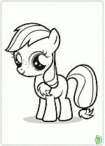 Coloring Pages: my little pony coloring pages | my little pony ...