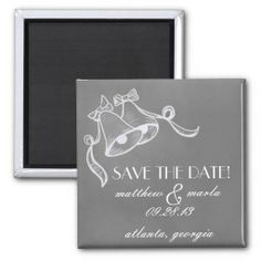 """>>>The best place          Vintage Wedding Bells """"Save the Date"""" Magnets           Vintage Wedding Bells """"Save the Date"""" Magnets today price drop and special promotion. Get The best buyDeals          Vintage Wedding Bells """"Save the Date"""" Magnets Online Secure C...Cleck Hot Deals >>> http://www.zazzle.com/vintage_wedding_bells_save_the_date_magnets-147835379313625729?rf=238627982471231924&zbar=1&tc=terrest"""