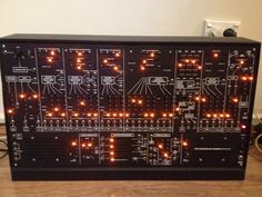 MATRIXSYNTH: TTSH ARP 2600 Synthesizer Clone