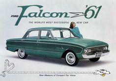 Ford Falcon Ad