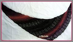 Nurmilintu-shawl