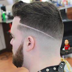 Haircut by 610legends http://ift.tt/1WGHXhT #menshair #menshairstyles #menshaircuts #hairstylesformen #coolhaircuts #coolhairstyles #haircuts #hairstyles #barbers