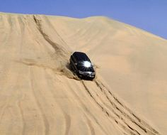 When you visit Qatar one of the must do things is to take a desert safari in a 4WD. The thrill of driving in the desert is totally one of a kind especially when the vehicle slides down the sand dunes.  This from of dune bashing is one of the ultimate adventures that anyone visiting Qatar should try. . . . . . #qatar #desert #dunebashing #travel #visitqatar #doha #travelenjoyrespect . . . Instagram Travel, Doha, Safari, Vehicle, Adventure, Photos, Pictures, Fairy Tales, Vehicles