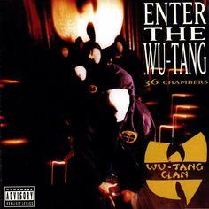 WU-TANG CLAN - Enter de Wu-Tang 36 Chambers (1993)