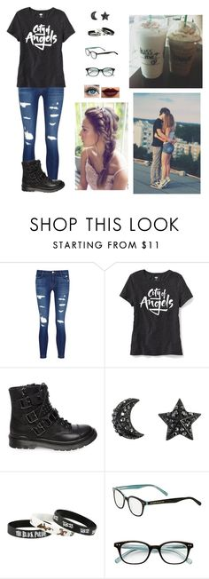 """""""Untitled #467"""" by savemefromme ❤ liked on Polyvore featuring J Brand, Old Navy, Steve Madden, Kate Spade and LASplash"""