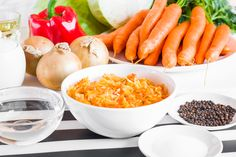 Zawsze świeża - jednodniowa - surówka z kiszonej kapusty. Prosto z Żuławskiej wsi! #surówka #sałatka #kuchnia #Polska #tradycja #food #Poland #Żuławy