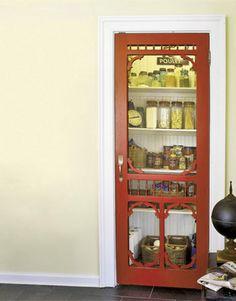 Kitchen Pantry Designs | Kitchen , 30 Kitchen Pantry Ideas : Kitchen Pantry Ideas Small ...