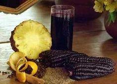 Chicha Morada - Peruvian beverage made from purple corn!