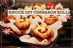 cinnamon rolls Cinnabon-style