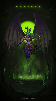 Demon hunter illidari tyrande and Illidan Daily World of Warcraft Art Board ^^ // Blizzard // wow // Hearthstone // Geek Art Warcraft, World Of Warcraft 3, Fantasy Demon, Fantasy Art, Final Fantasy, Dh Wow, Blizzard Wow, World Of Warcraft Wallpaper, Character Art