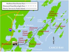 #2 Maine Thing To Do - Tour Maine's Islands