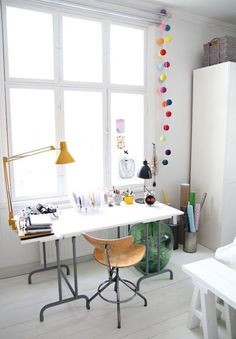 Scandinavian style in home décor is very hot right now. And for good reason! There's an inherent charm and appeal to the white-walled-loving style that emb