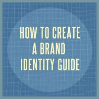 Today we're going to talk about creating a Brand Identity Guide. You'll learn why it's so important to have, and how to create one. This guide can be applied to a company, theme, client website or anything that requires brand consistency. Web Design, Graphic Design Tips, Graphic Design Inspiration, Blog Design, Design Ideas, Marca Personal, Personal Branding, Branding Your Business, Creative Business