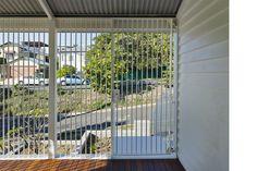 Res_KelvinGrove_06 House Gate Design, Cottage Exterior, Back Doors, Front Design, Active Engagement, Outdoor Structures, Architects, Stage, Home Decor