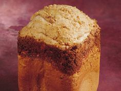 Bread Machine Hot Buttered Rum Loaf  Made this-Substituted vanilla for rum and didn't use the topping.. so yummy!!