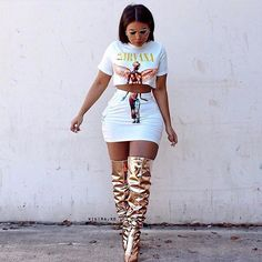 Shoes outfit outfit idea summer outfits cute outfits spring outfits date outfit party outfits two piece Urban Fashion, Fashion Looks, Estilo Hip Hop, Fashion Outfits, Womens Fashion, Fashion Trends, Fashion Killa, Swagg, Passion For Fashion