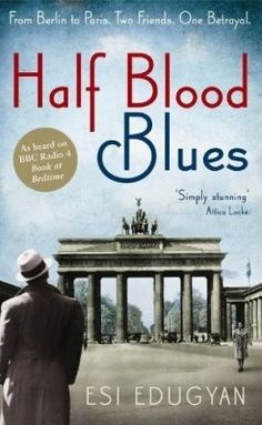 Half Blood Blues by Edi Edugyan.  Man Booker Prize nominee, Rogers Writers' Trust nominee, Governor-General's Literary Award nominee, and Scotia Bank Giller Prize winner.