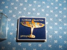 Clivedon Collection Spitfire Pin