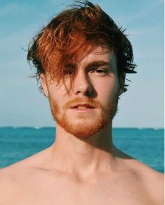 Ginger Man of the Day Hot Ginger Men, Ginger Boy, Ginger Hair, Ginger Beard, Moustache, Red Head Boy, Red Hair Men, Color Del Pelo, Redhead Men