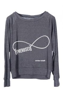 Infinity Long Sleeve Tee T-Shirt - Andrea Russett T-Shirts - Online Store on District Lines