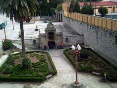 As Burgas. Ourense