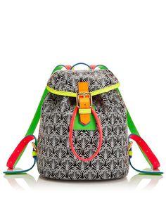 bd01787b1127 Liberty London Mini Neon Liberty London Kingly Backpack Neon Accessories