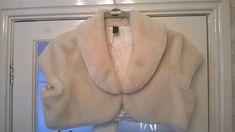 Luxurious Fur Bolero Jacket NEXT 44  Chest 3XL Ivory Bolero Jacket, Fur Coat, Ivory, Clothes For Women, Luxury, Winter, Jackets, Fashion, Outerwear Women