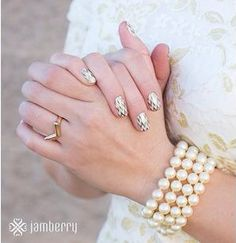 Jamberry nail wraps!! Awesome product!!