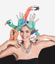 Modelo - Carol Ribeiro || Styling - Dudu Bertolini || Editora de Joias - Paola Orleans || Editora de Moda - Tati Cavalin ||  Beleza - Lau Neves || Fotos - Cassia Tabatini