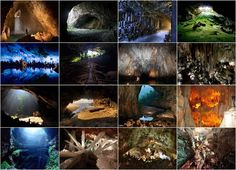 20 Spellbinding Pictures Of Caves From Around The World