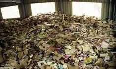 Extraordinary photos from an abandoned record warehouse