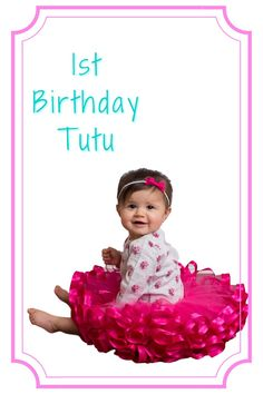 This cute and puffy ribbon tutu skirt, would look so cute at a flamingo or unicorn birthday party. A Fuchsia tutu dress would also nicely match a tropical first birthday. Hot Pink tutu skirt for little girls birthday photoshoot ideas. Click on this pin to shop for this tutu, each tutu is customizable and comes in size newborn to size 12. VanahLynn.com  If you would like to see some of our other birthday party ideas visit our blog to see unicorn birthday ideas, mermaid cake pop recipes. 1st Birthday Outfits, Birthday Tutu, Unicorn Birthday Parties, Birthday Ideas, Mermaid Cake Pops, Mermaid Cakes, Princess Tea Party, Little Princess, Pink Tutu Skirt
