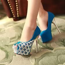 Be yourself Lucete With This Shoe! Risking .. Just A Little Attitude Ladies