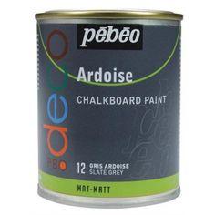 Peinture Ardoise - gris ardoise - 250ml