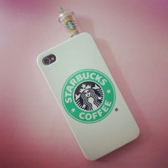 I would have this Starbucks case on all the time