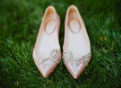 {Wedding shoes}