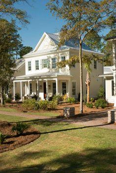Exterior 4, Palmetto Bluff, Bluffton, South Carolina #HomeDesign #DiscoverTheBluff #RealEstate