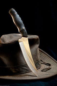 Simon Blanc Tactical knife N01 | Flickr - Photo Sharing!