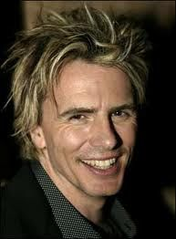 John Taylor of Duran Duran - i love how he's aged...character!