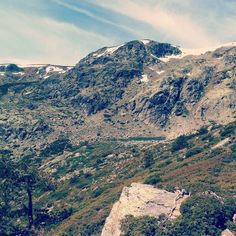 #peñalara #mountains #lake