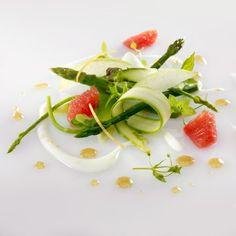 Spring asparagus salad   FOUR Magazine