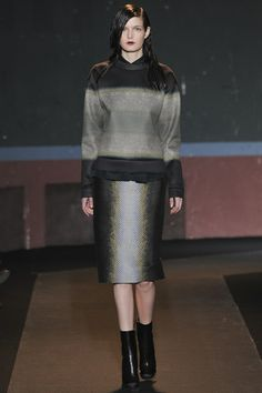 Cedric Charlier Autumn/Winter 2014-15 Ready-To-Wear