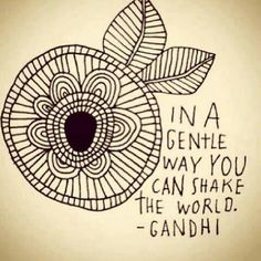 Gandhi  #quote www.amplifyhappinessnow.com