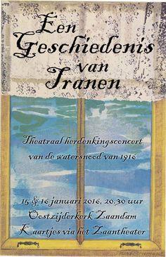 Een Geschiedenis van Tranen, 15 en 16 januari 2016, Oostzijderkerk