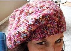 Truth:Freedom: Knit Beret Pattern