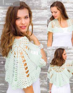 ISSUU - Crochet! summer 2015 by Daliute
