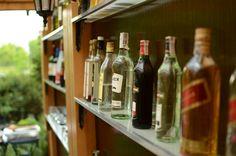 Barek w Dedek Park - wśród alkoholi Goście znajdą nasze markowe wino Montemarco - hiszpańskie, półwytrawne, białe i czerwone.